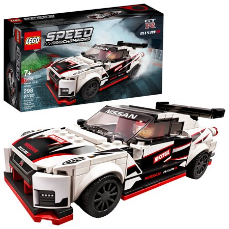 LEGO Speed Champions Nissan GT-R NISMO 76896 (298 Pieces) Now $15.99 (Was $19.99)