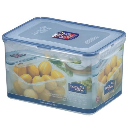 LOCK & LOCK Food Storage Container with Flip-Top Lid Now $6.29 (Was $22.25)