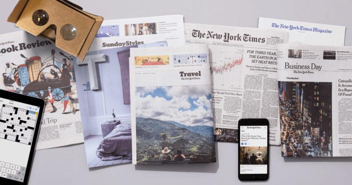 Free Access to NY Times Coronavirus Coverage
