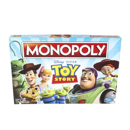 Monopoly Toy Story Board Game Now $8.99 (Was $19.99)