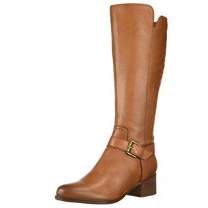 Naturalizer Women's Dalton Knee High Boot light Leather Now .90 (Was 0.00)