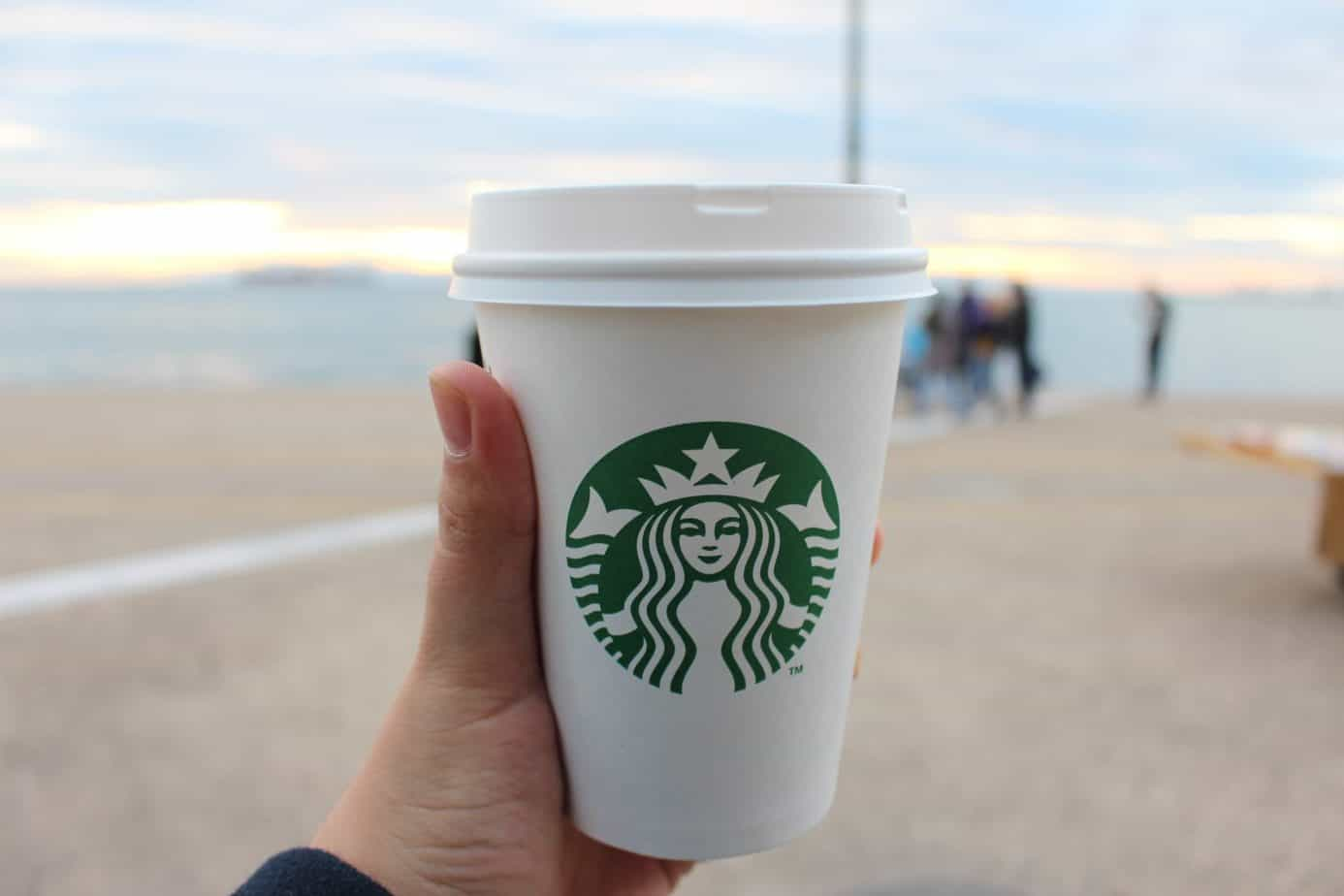 Free Starbucks Coffee for Front-Line Responders