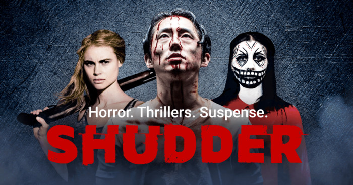 FREE 30-Day Shudder Streaming Service Trial