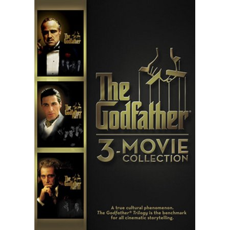 The Godfather 3-Movie Collection Now $9.99 (Was $16.99)