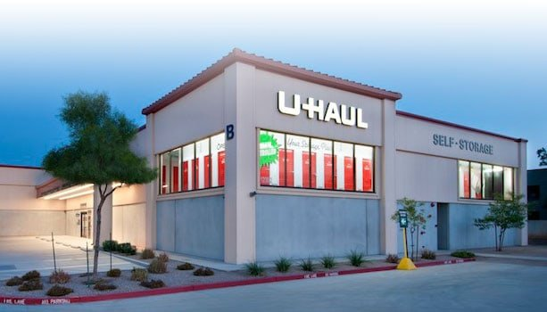 Free 30 days Self-Storage for College Students from U-Haul