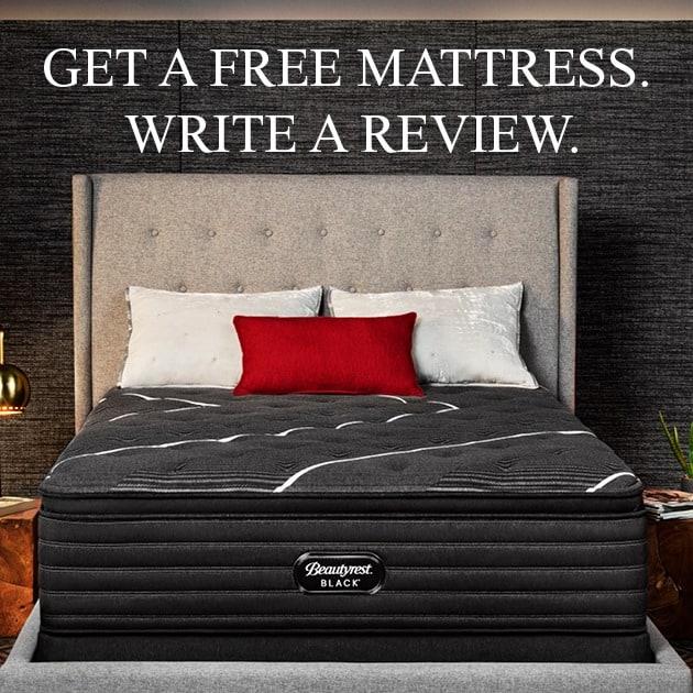 Possible FREE Beautyrest Mattress