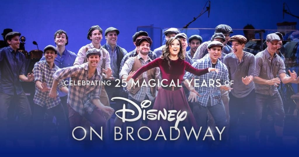 Free Stream of Celebrating 25 Magical Years of Disney on Broadway