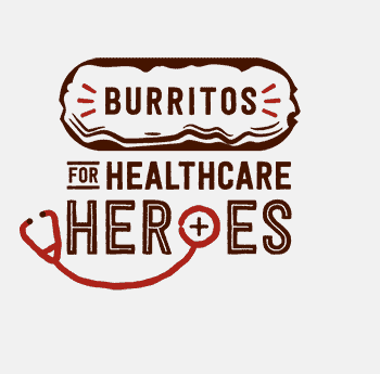 25 Free Chipotle Burritos for Healthcare Workers