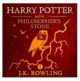 Listen to Harry Potter & the Philosopher's Stone Audiobook FREE