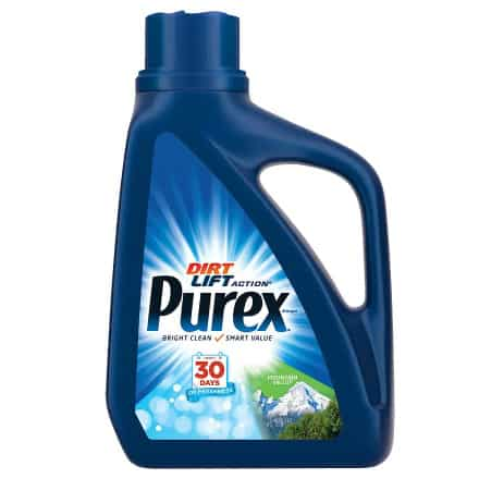 Purex Laundry Detergent ONLY <img src=