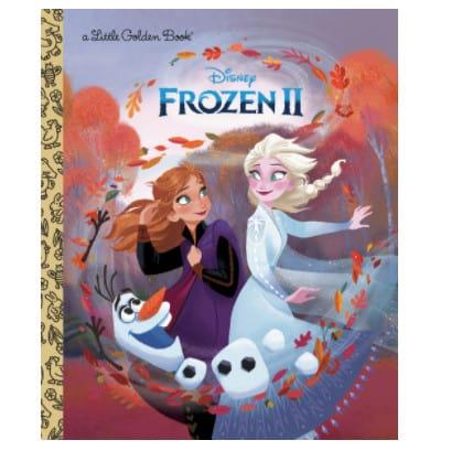 Frozen 2 Little Golden Book Now .98 (Was .99)