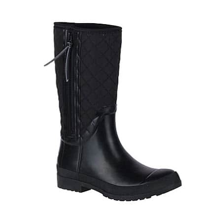 Sperry Womens Walker Wind Quilted Rain Boot .39 Shipped (Was )