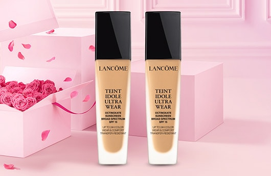 30% Off ALL Lancome Products + Free Shipping