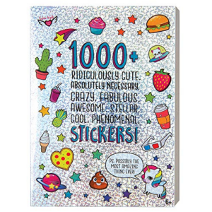 Fashion Angels 1000+ Ridiculously Cute Sticker Book Now .99 (Was .99)