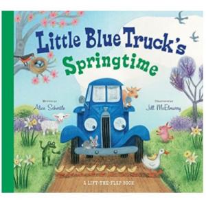 Little Blue Truck's Springtime Now .10 (Was .99)