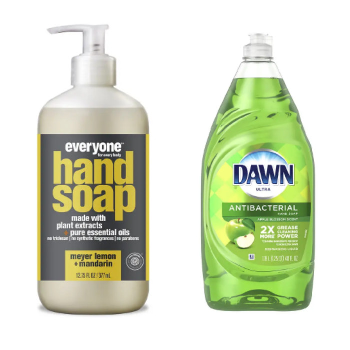 Dish & Hand Soap IN STOCK w/ Free Shipping at Walgreen's