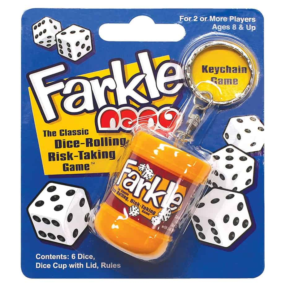 PlayMonster Farkle Nano Now .50 (Was .99)