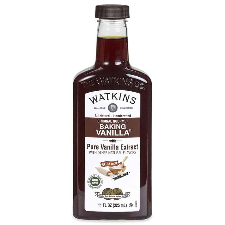Watkins All Natural Baking Vanilla 11 oz. Bottle Now .76