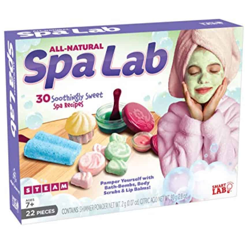 SmartLab Toys All Natural Spa Lab Now .92