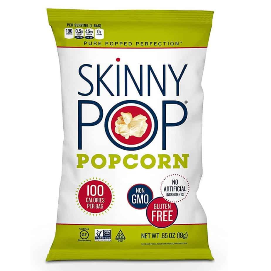 SkinnyPop Original Popped Popcorn 30-Count Now .63