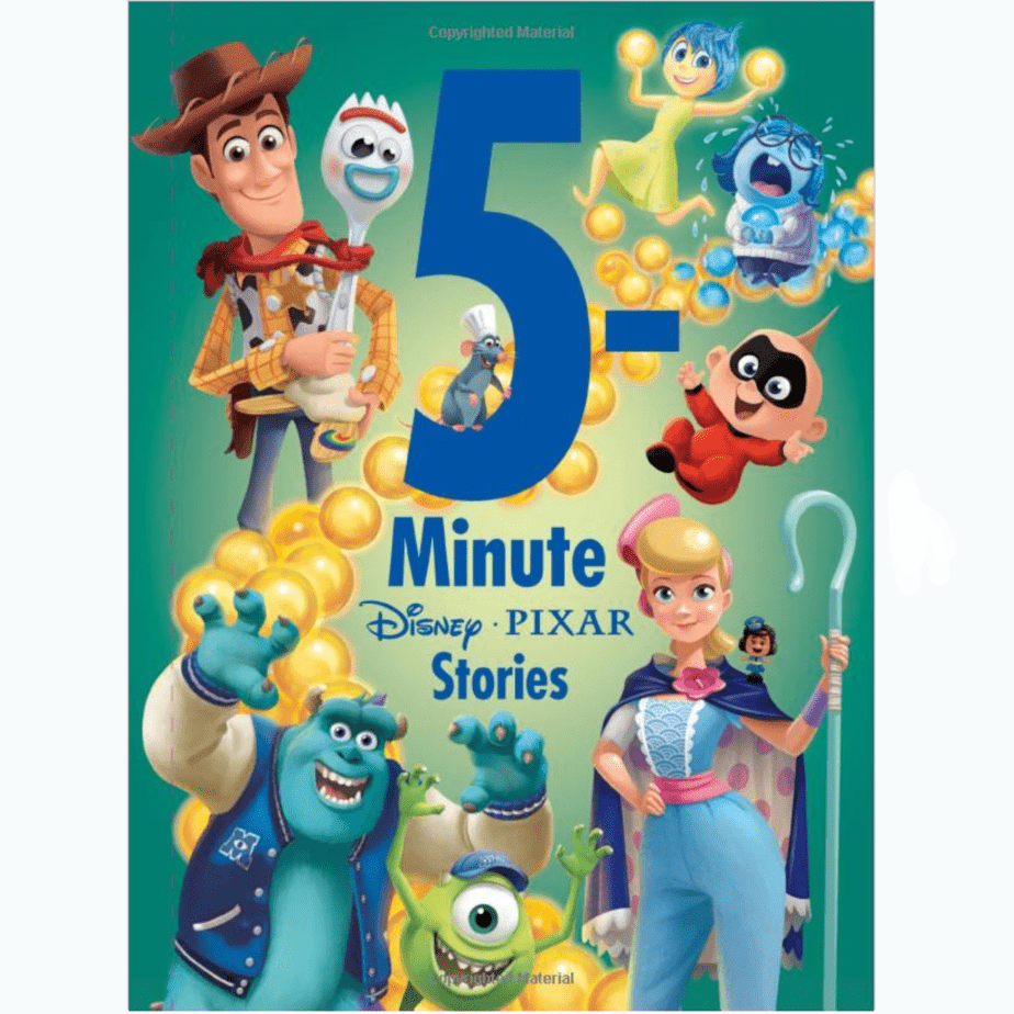 5-Minute Stories Collections as low as .83 (Was .99) **Paw Patrol, Pete the Cat, Spider-Man, Peppa Pig, and MORE**