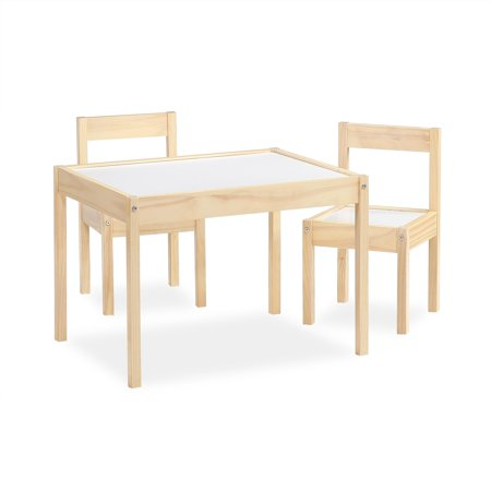 Baby Relax Hunter 3-Piece Kiddy Table & Chair Set Now $36.33 (Was $69)