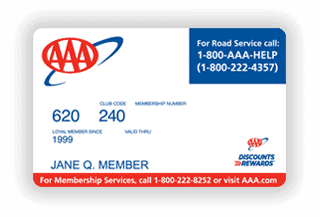Free AAA Roadside Assistance for Heatlhcare Workers and First Resonders