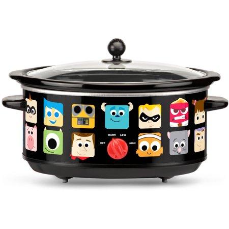 Disney Pixar 7-Quart Slow Cooker Now $24.94