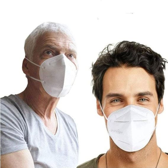 Disposable Face Masks from .99 w/ Free Shipping