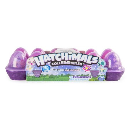 Hatchimals CollEGGtibles Limmy Edish Exclusive Glamfetti 12-Pack Egg Carton Now $15.99
