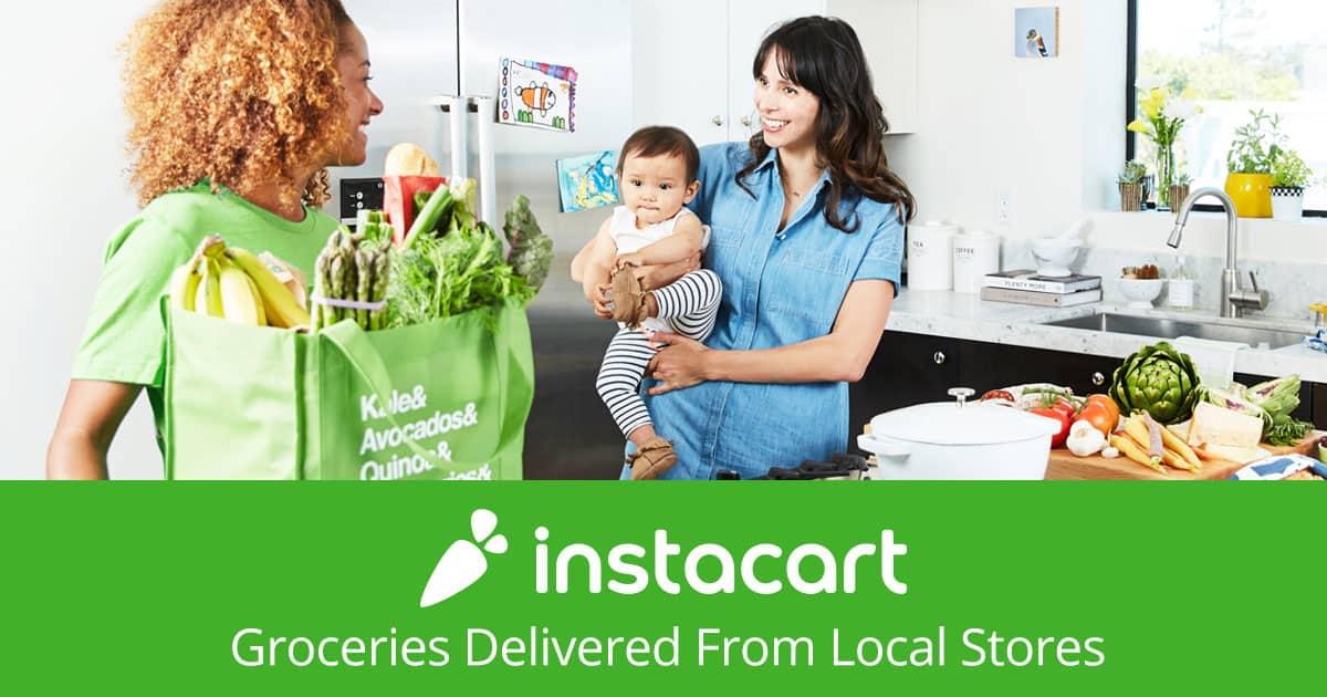 Make Extra Money Delivering Groceries for InstaCart