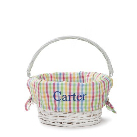 Personalized Bunny Easter Basket Now $15.99