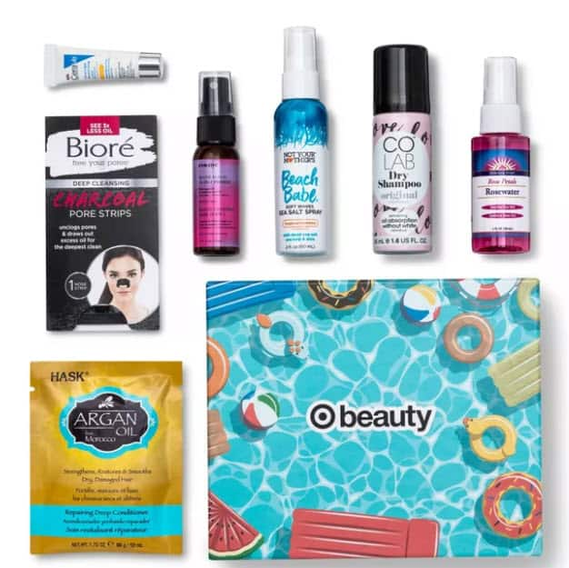 Target Beauty Box Only .00 Shipped