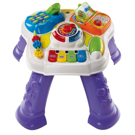 VTech Sit-to-Stand Learn & Discover Table Now $20 (Was $43.75)