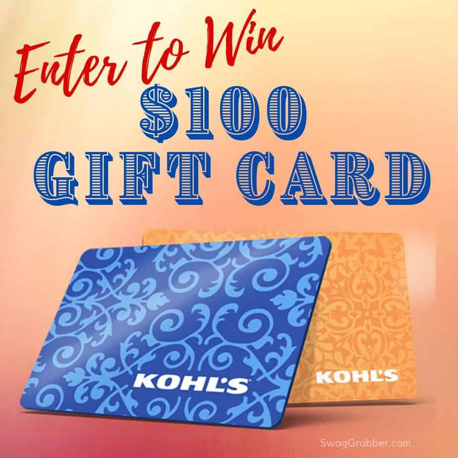 Enter to Win a 0 Kohl's Gift Card