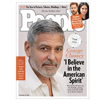 FREE People Magazine Subscription