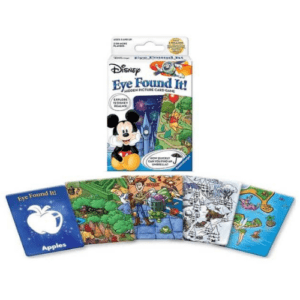 World of Disney Eye Found It Card Game Now .97 (Was .99)