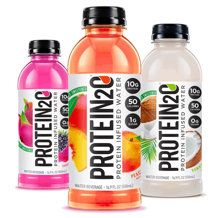 Protein2o Protein Infused Water 12-Pack Now .38
