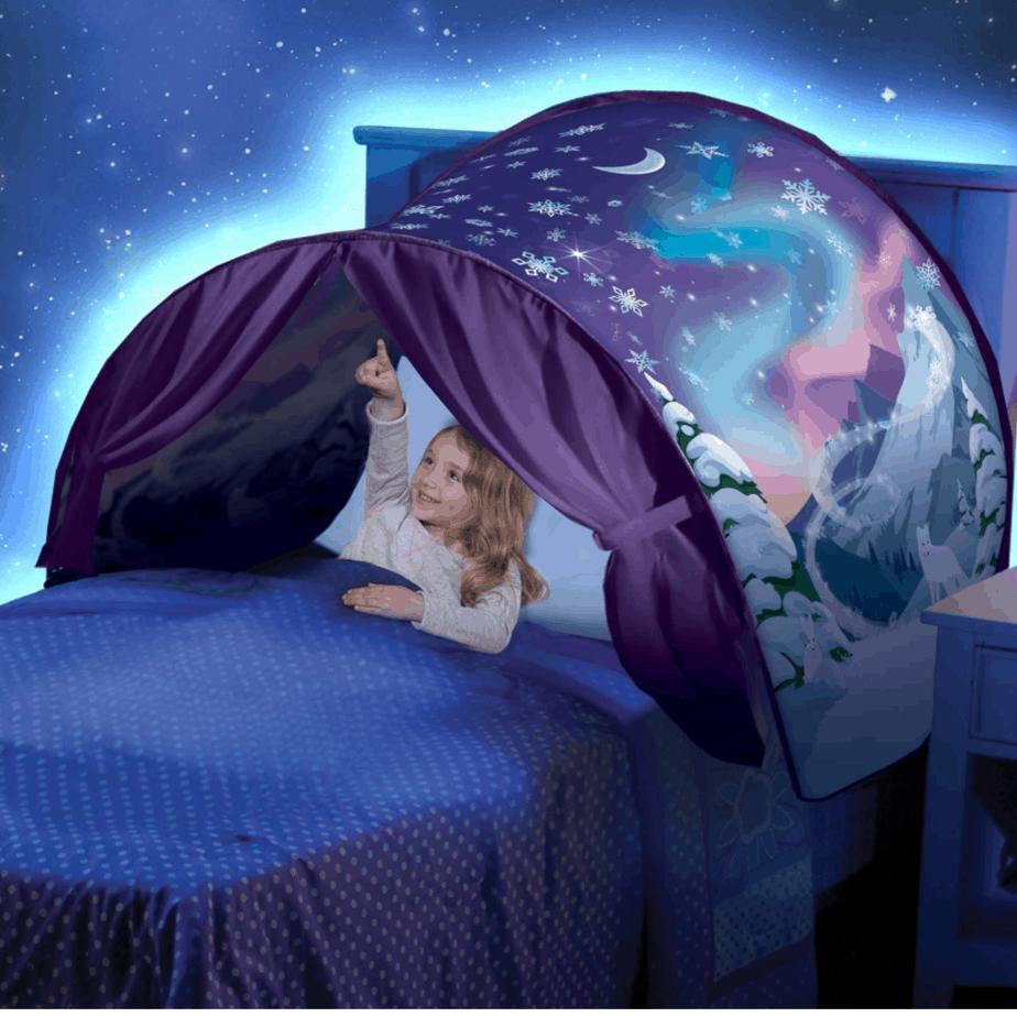 Ontel Dream Tents Winter Wonderland Now .41