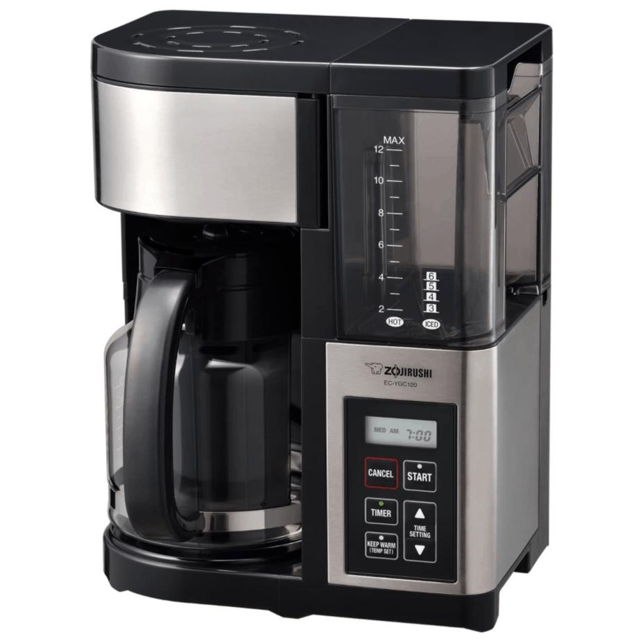 Zojirushi Fresh Brew Plus 12-Cup Coffee Maker Now .98 (Was 9.99)