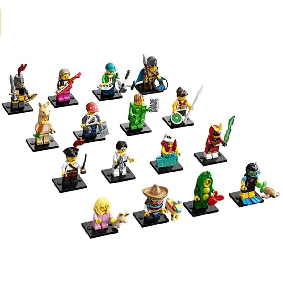 LEGO Minifigures Series 20 Building Kit Now .44