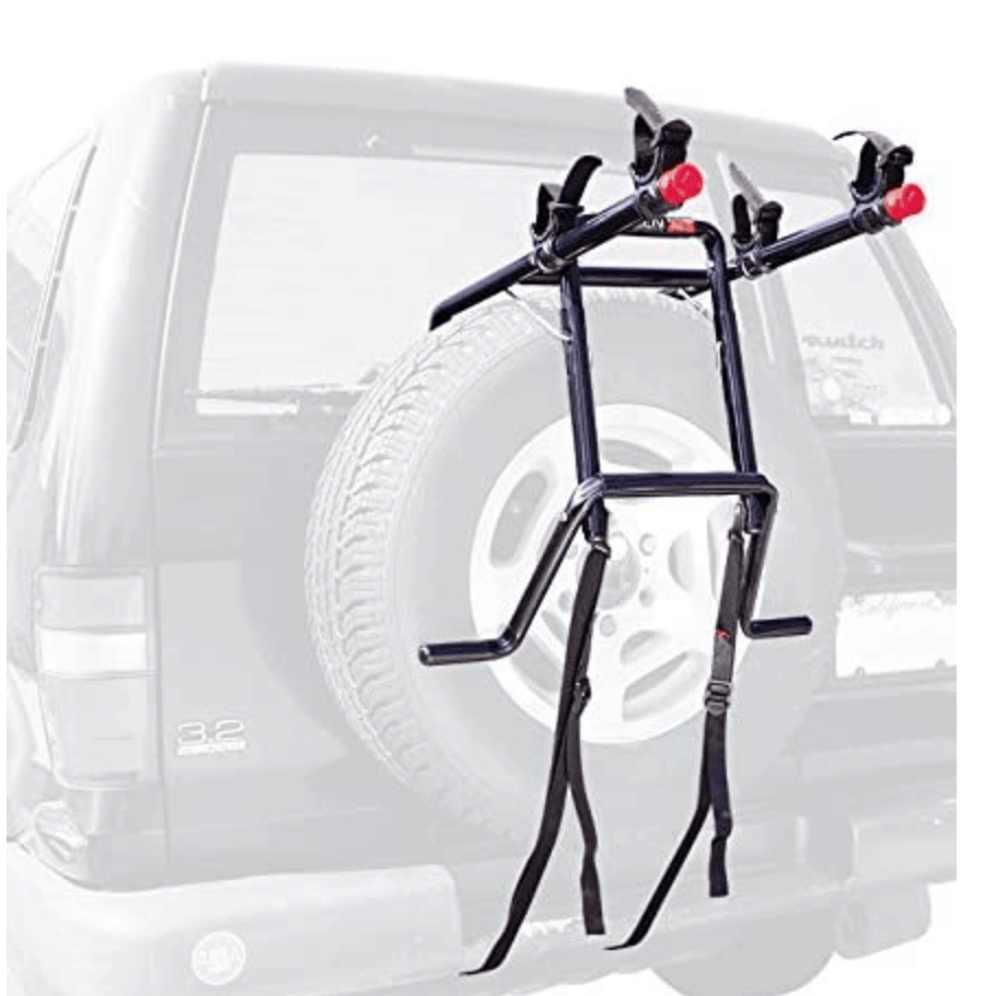 Allen Sports Deluxe 2-Bike Spare Tire Mounted Rack Now .99 (Was .99)