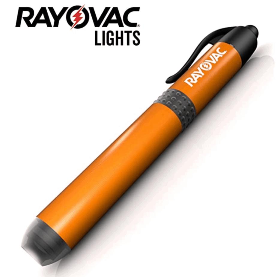 Rayovac LED Pen Flashlight Now .97