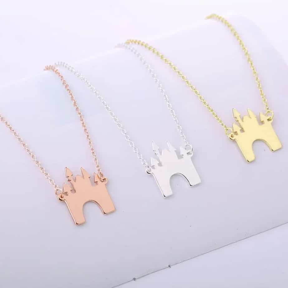 Children's Castle Necklace Now .99 with Free Shipping (Was .99)