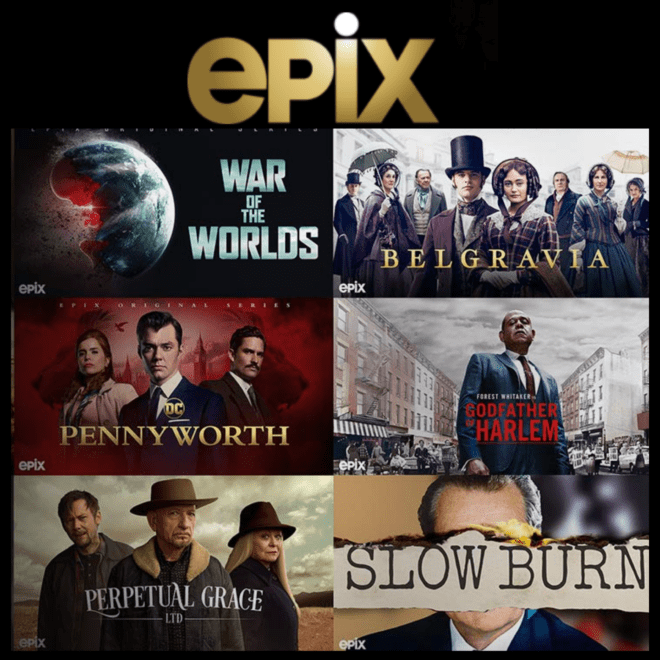 Get EPIX Movies for Only <img src=