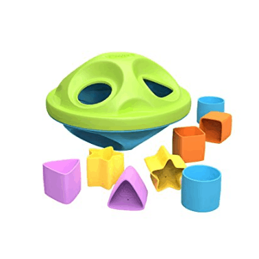 Green Toys Shape Sorter, Green/Blue Now .99 (Was .99)