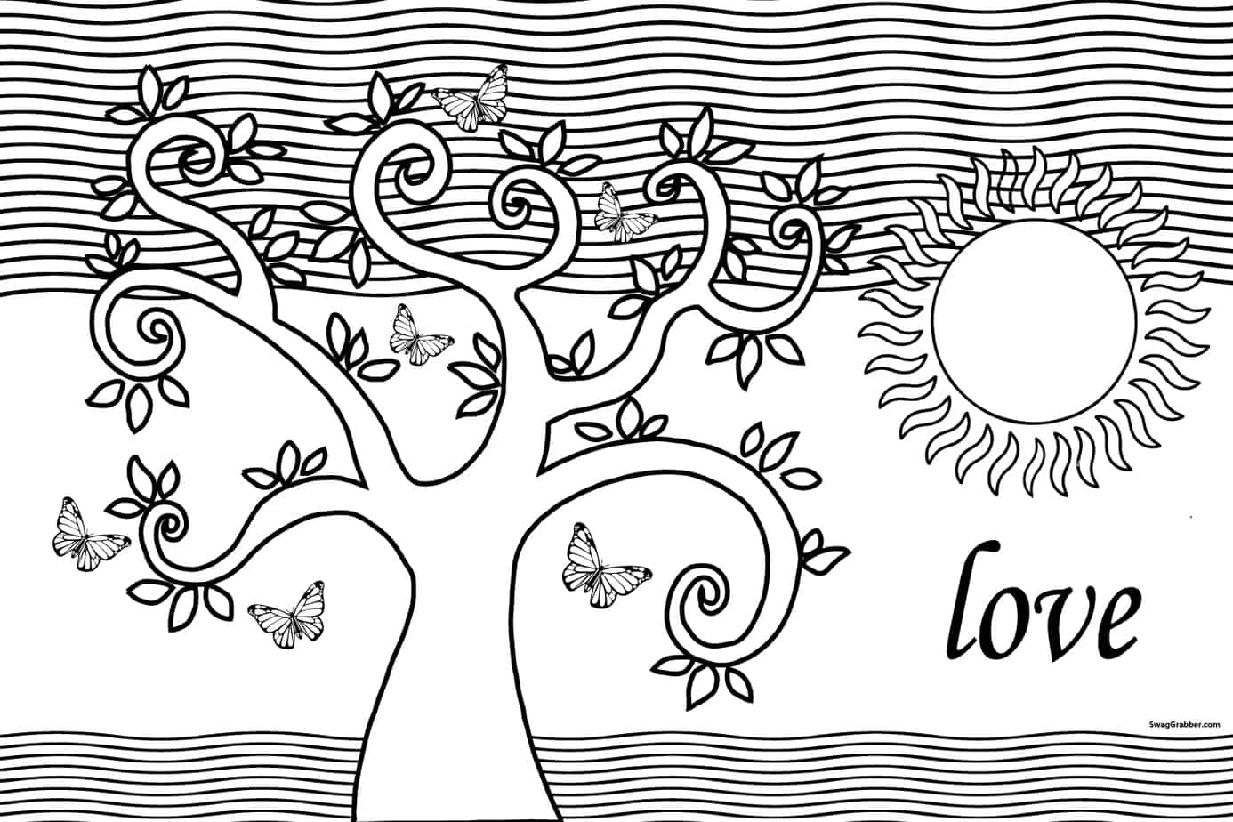 Free Printable Mother's Day Coloring Pages for Kids
