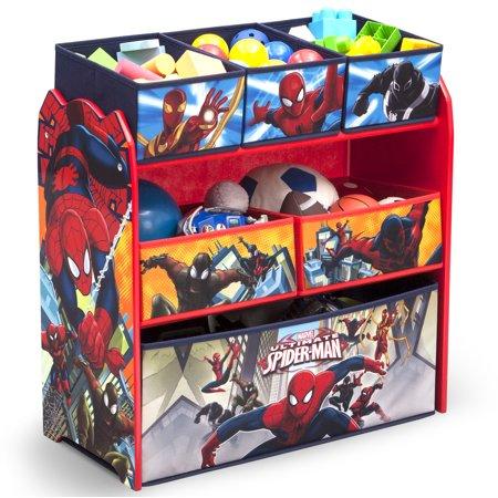 Delta Children 6-Bin Toy Storage Organizer Now $24.12 (Was $34.99)
