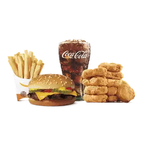 NEW Burger King Snack Boxes Only  Each