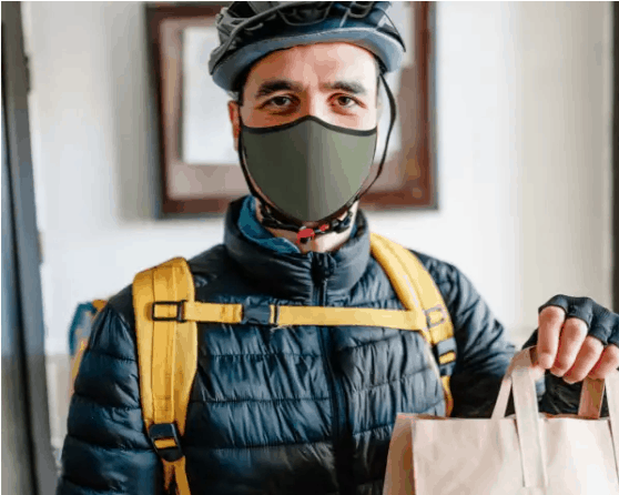 VistaPrint Reusable Face Masks  w/ Free Shipping